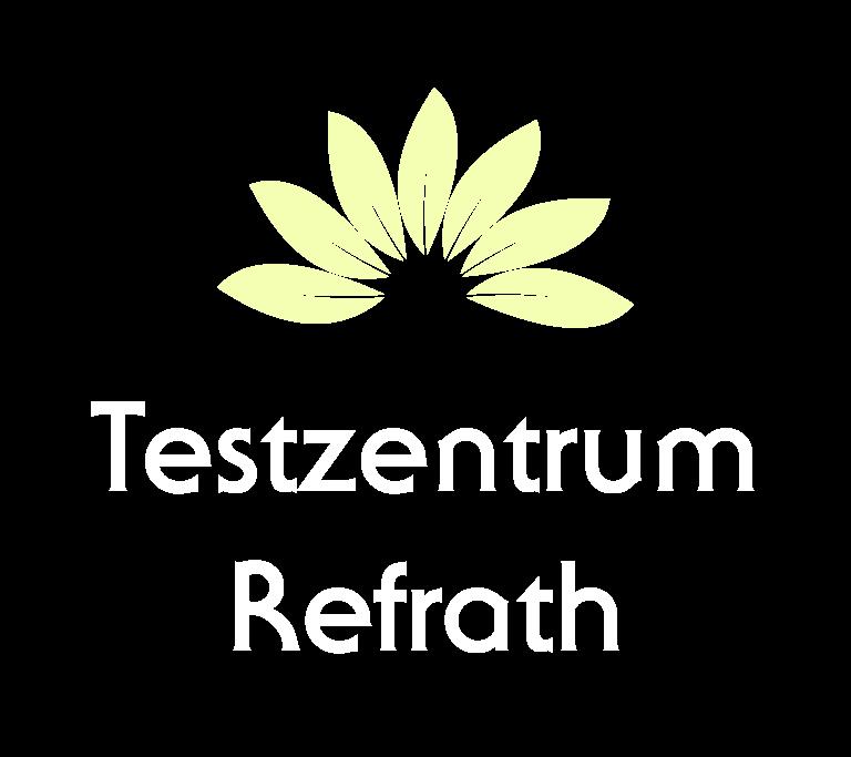 Corona Schnelltestzentrum – Bergisch Gladbach Refrath Logo